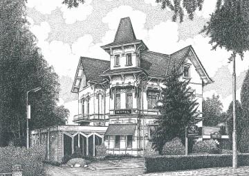 Voomalig hotel Strijland