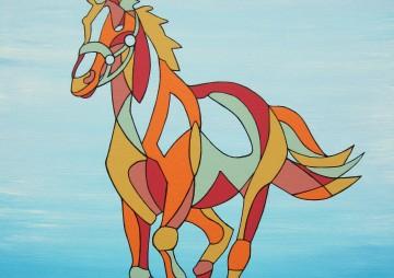 Paard A
