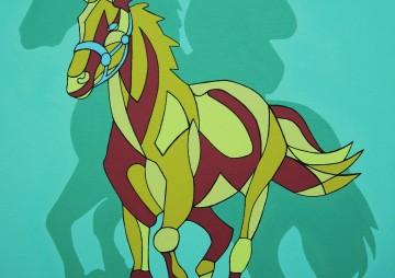 Paard B