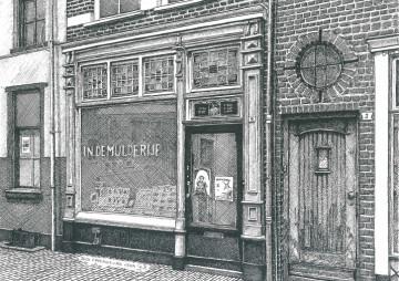 Arke Noachstraat, Mulderije