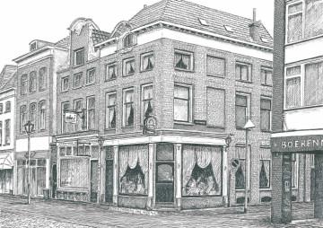 Bakkerstraat-Pastoorstraat