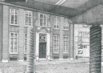 Bovenbeekstraat. Burgerweeshuis