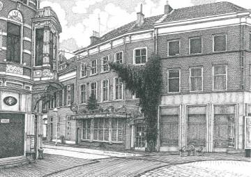 Koningstraat, bodega Chez Armand