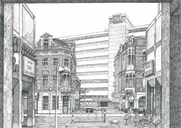 Rijnstraat, Arnhem building