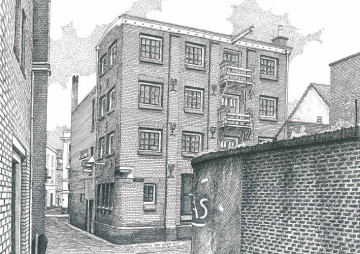 Wezenstraat, van Houtum