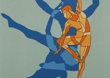 Danssolo verticaal