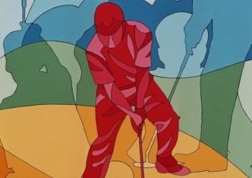 Golf, de bunkerslag