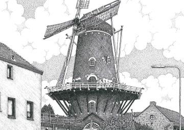 Arnhem: Klarendalse molen