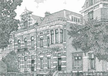 Afl.33 Herenhuizen Apeldoornseweg