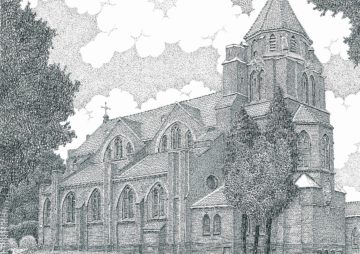 Afl.10 De voormalige Heilig Hart Kerk aan de Izaak Evertslaan