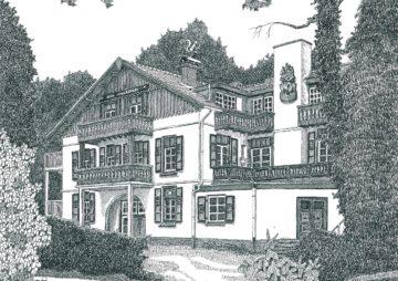 Afl.39 Hotel Dreijeroord Oosterbeek