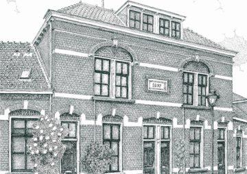 Afl 1 Volkswoningen in Klarendal