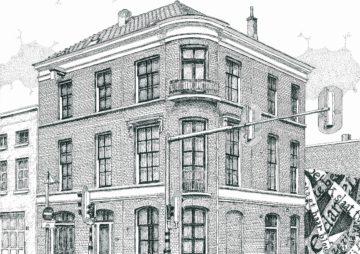 Afl. 7 Het huis op de hoek Weerdjestraat-Nieuwstraat