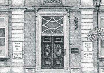 Afl. 4 Het Notarishuis aan de Bakkerstraat