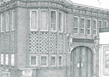 Afl. 9 De garage van Willem Diehl aan de Steenstraat