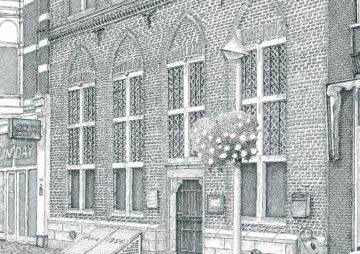 Afl.6 Het Sint Peters Gasthuis aan de Rijnstraat