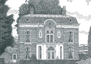 Afl.46 Villa Rosa in Velp